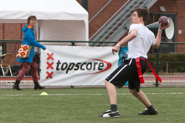 Topscore Finals, Flag Football